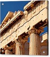 Parthenon Acrylic Print by Brian Jannsen