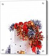 Party Decorations In A Bag Acrylic Print