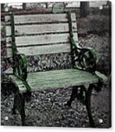 Party Of One Acrylic Print