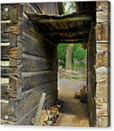 Passage To Another Time Acrylic Print