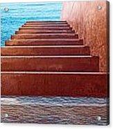 Passage To Atlantis Acrylic Print