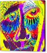 Pastel Man 19 Acrylic Print