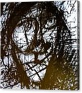 Pastel Man 2 Acrylic Print