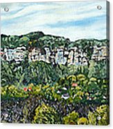 Pastyrska Acrylic Print