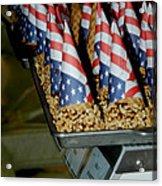Patriotic Treats Virginia City Nevada Acrylic Print