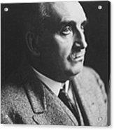 Paul Claudel (1868-1955) Acrylic Print
