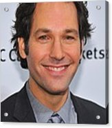 Paul Rudd At Arrivals For Ifps 20th Acrylic Print by Everett