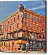 Pearl Street Brewery Acrylic Print