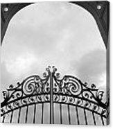 Pearly Gates Acrylic Print
