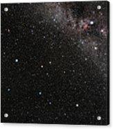 Pegasus Constellation Acrylic Print