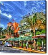 Pelican Hotel Acrylic Print