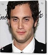 Penn Badgley At Arrivals For The 2009 Acrylic Print by Everett