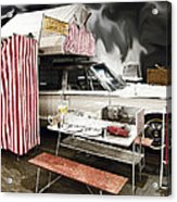 Penthouse Campers Club-chrysler Acrylic Print
