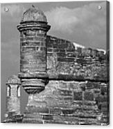 Perched On History Acrylic Print