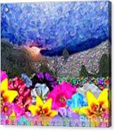 Perennially Beautiful II Acrylic Print