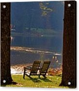 Perfect Morning Place Acrylic Print