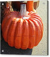 Perfect Pumpkin Forever Acrylic Print