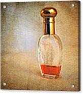Perfume Bottle I Acrylic Print