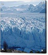 Perito Moreno Glacier, Tourist Overlook Acrylic Print