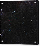 Perseus Constellation Acrylic Print by Eckhard Slawik