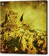 Persian Empire Acrylic Print by Andrew Paranavitana