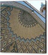 Persian Mosque Acrylic Print by Tia Anderson-Esguerra