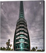Perth Bell Tower Acrylic Print