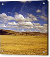 Peruvian High Plains 2 Acrylic Print