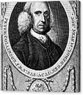 Peter Collinson (1694-1768) Acrylic Print