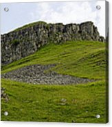 Peter's Stone - Derbyshire Acrylic Print