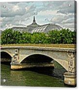 Petit Palace Paris France Acrylic Print