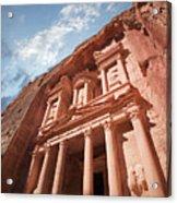 Petra, Jordan Acrylic Print