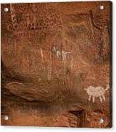 Petrogylph II Acrylic Print