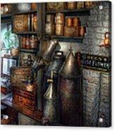 Pharmacy - Tools - August Flowers Acrylic Print
