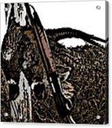 Pheasant Hunt Acrylic Print
