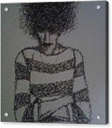Phil Lynott  Acrylic Print