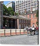 Philadelphia 01 Acrylic Print