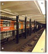 Philadelphia Broadstreet Subway Acrylic Print