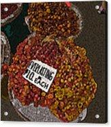 Philippines 3451 Everlasting Acrylic Print