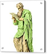Philippos Of Acarnania, Physician Acrylic Print
