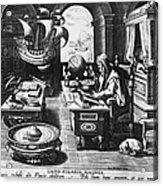 Philosopher, C1580 Acrylic Print