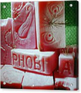 Phobia Acrylic Print