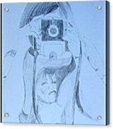 Photographer Shoots Acrylic Print