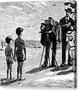 Photography, 1877 Acrylic Print