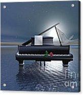 Pianissimo Acrylic Print