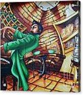 Piano Man 2 Acrylic Print