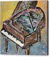 Piano Study 2 Acrylic Print