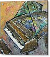 Piano Study 4 Acrylic Print