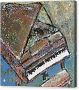 Piano Study 5 Acrylic Print