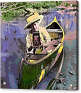 Picture Perfect Acrylic Print by Charles Shoup